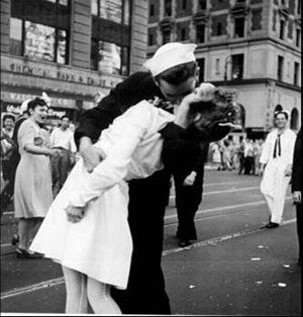 A Kiss in Times Square