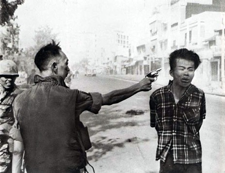 Execution in Saigon