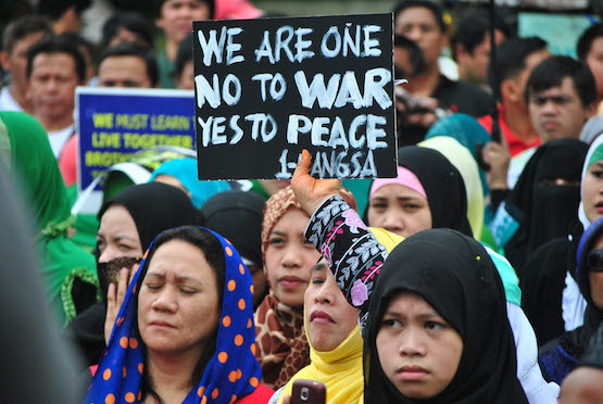 Children At Risk With Death Of Mindanao Peace Deal Preda